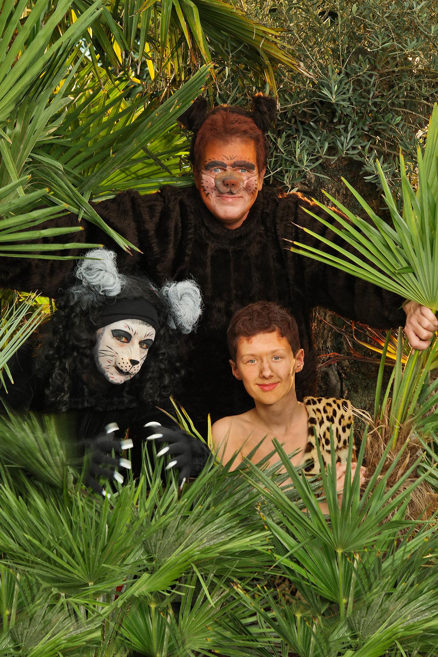 Dschungel Buch